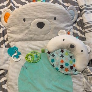 Other - Tummy time Bear
